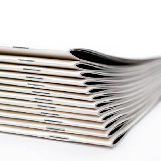Repro Voorne brochures