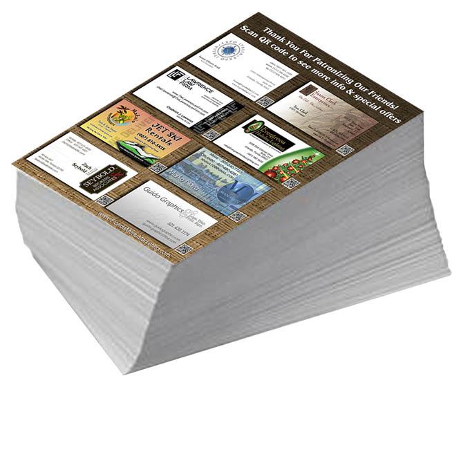 Repro Voorne flyers printen
