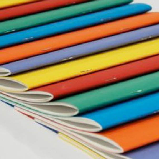 Repro Voorne verenigingsboekjes