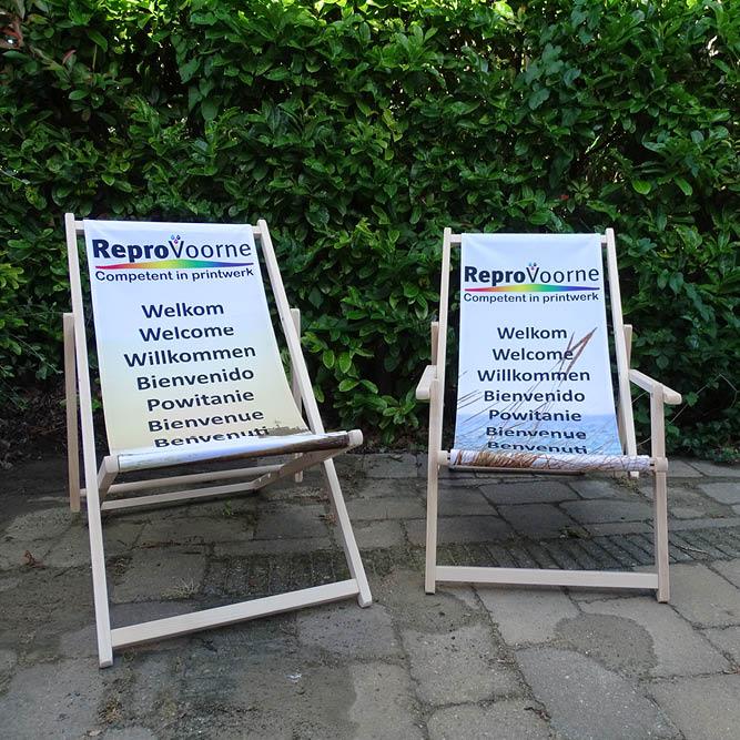 Repro Voorne strandstoelen