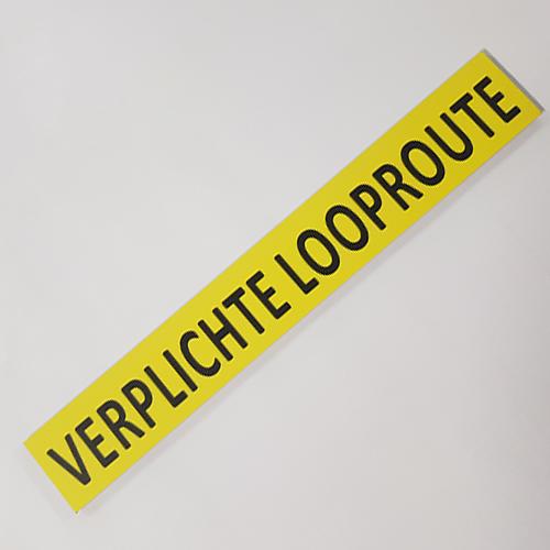 Repro Voorne verplichte looproute