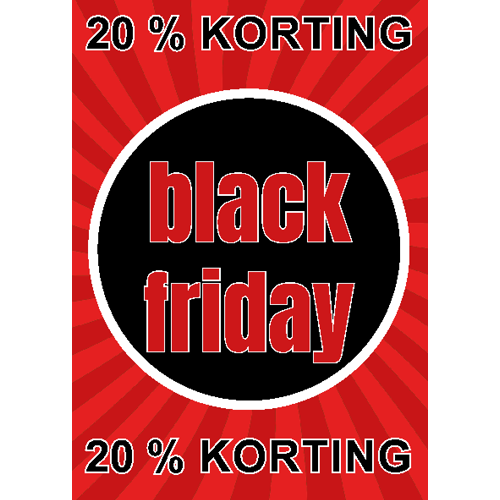 Black Friday BFD002 20%