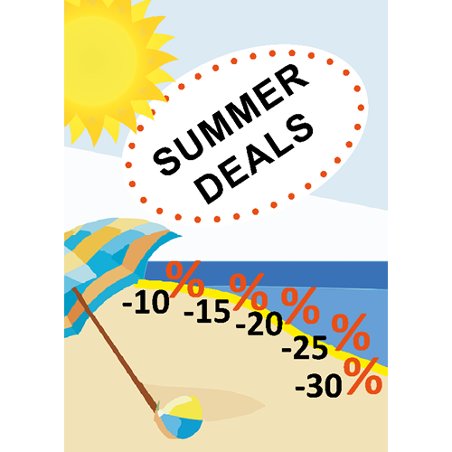Summer deals WPZ003